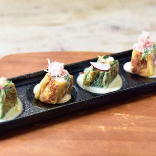 京を感じさせる温かい料理の数々