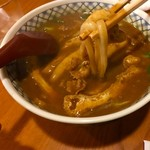 香川 - コシのある麺