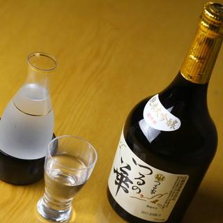 和食との調和を楽しむ豊富なお酒で、美味饗宴。