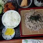 福福庵 - カツ定食