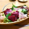 奴寿司 - 料理写真:お刺身盛り合わせ(1回目)