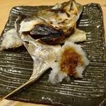 食場大野 - 鱸のかま焼き
