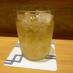 食場大野 - スコッチ水割り
