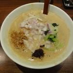 ラーメン横綱 桂麺房 - 匠の担々麺(並)