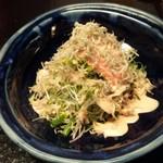 69303895 - 明太子・野菜サラダ