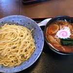 ちゃーしゅうや 武蔵 - 料理写真:辛つけめん918円