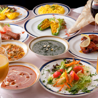 王侯貴族から愛され続けた本物のインド貴族料理