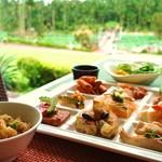 レストランPEACE - 美しいお庭を眺めながら♪♪