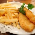 ConTERRAZZA新宿 - フィッシュ&チップス