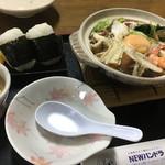 NEWパンドラ - 五島うどん定食