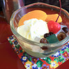 太閤園ティーラウンジ - 料理写真:みつ豆