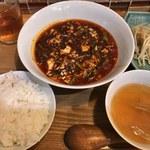 69308675 - 麻婆豆腐ランチ