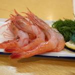 魚三酒場 - 甘エビ