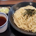 麺屋 から草 - ざる中華(2017年6月29日)