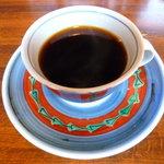 かぼす - ランチコーヒー