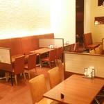パンパレット - テーブル
