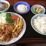 中華飯店青柳 -