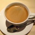 リストランテ アマルフィイ - コーヒー