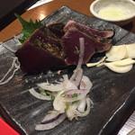 藁焼き鰹たたき明神丸 -