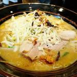 じゃぐら - 料理写真:濃厚チーズらーめん     ¥850