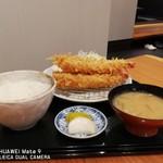 いなよし - 海老フライ定食