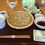 蕎麦にしざわ - 料理写真:
