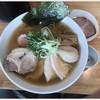 ふる川 - 料理写真:和節そば 大盛 トッピング全部入り