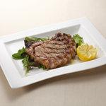 オステリア チェンティーノ - 豚肉のグリル