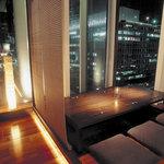 燦 - 【御接待・商談に最適!】多彩な夜景付テーブル個室が人気