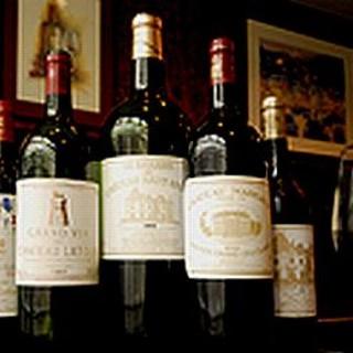 こだわりのワインがとてもリーズナブルなお店!