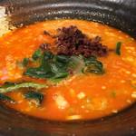 中国名菜 來杏 - 白胡麻汁あり担々麺