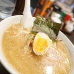 小樽美食坊 大連食堂 - 鳥百湯味噌ラーメン