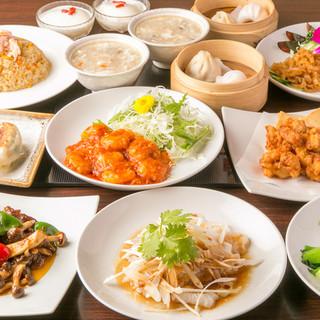 美味しい本格中華の逸品、宴会に嬉しいコースもございます◎