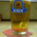 69325001 - 生ビール 550円