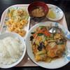 中華料理 孝司 - 料理写真:とりうまセット 税込860円