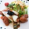 竜王かがみの里 - 料理写真:鶏の唐揚げ 甘酢あんかけ