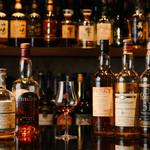 BAR 漆 - スコッチウイスキー