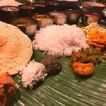 Spice&Dining KALA - バナナリーフミールス