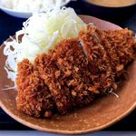 かつや - 料理写真:朝ロースカツ定食¥450 2017.4.30