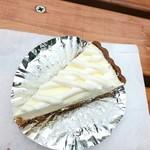 ドルチェ・ラ・ベットラ - レアチーズのタルト