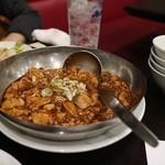 中華菜館 水蓮月 - 麻婆豆腐