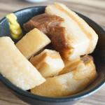 レストラン シズル - 角煮