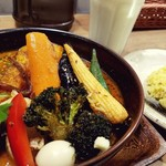 69334614 - 野菜カレー