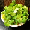 サバーイ・サバーイ - 料理写真:パクチーサラダ