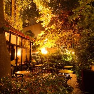 ★安らぎに満ちた空間ー四季折々の季節を楽しむ。
