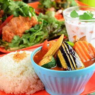 カジュアル タイ料理 カオサンカァ