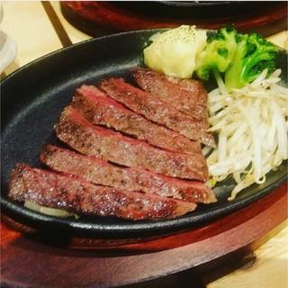 九州黒毛和牛ステーキ