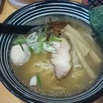 鮮魚鶏出汁麺 沢むら - 鮮魚出汁麺780円