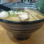 鮮魚鶏出汁麺 沢むら - 倒れそう(・_・;)