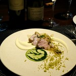 タマヤ - 低温調理豚 山椒の味